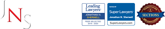 The Law Offices of Jonathan N. Sherwell Logo